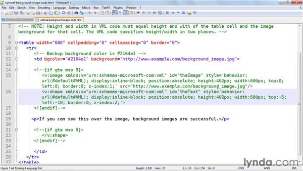 Solving Outlook 2007/2010 display problems: Effective HTML Email and Newsletters