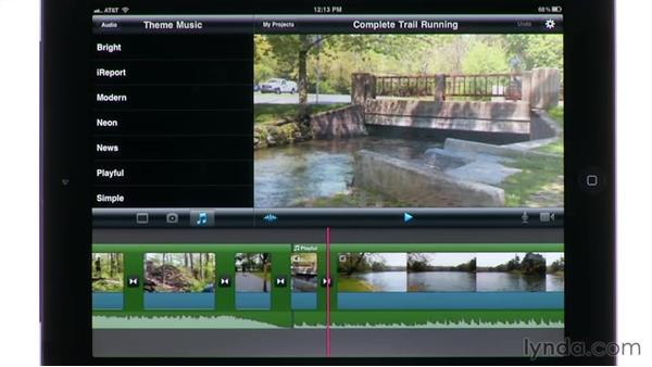 Welcome: iMovie for iPad Essential Training