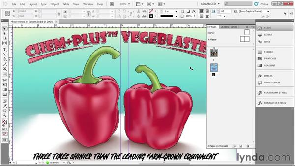 Welcome: Up and Running with InDesign