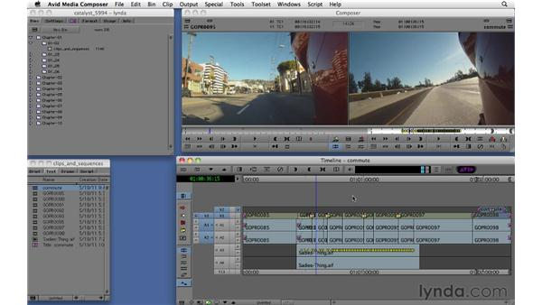 Comparing the interfaces: Migrating from Final Cut Pro 7 to Avid Media Composer 5.5