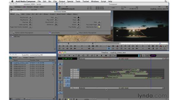 Customizing user settings and keyboard layout: Migrating from Final Cut Pro 7 to Avid Media Composer 5.5