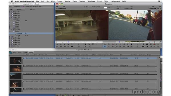 Customizing bin layouts, columns, and tools: Migrating from Final Cut Pro 7 to Avid Media Composer 5.5