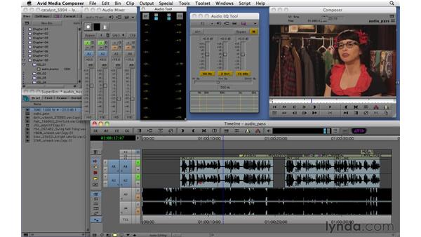 Understanding audio basics: Migrating from Final Cut Pro 7 to Avid Media Composer 5.5