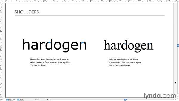 Understanding legibility: Typography for Web Designers