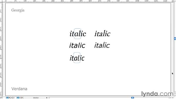 Choosing a web-safe font for use in text: Typography for Web Designers