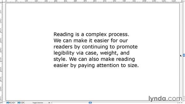 Understanding how we read: Typography for Web Designers