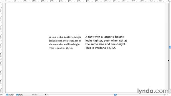Finding and applying a good font size and line height: Typography for Web Designers