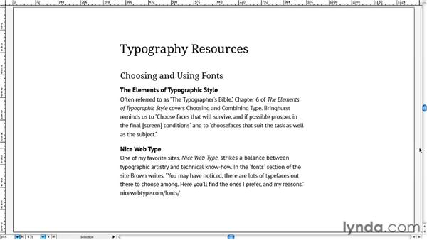 Using multiple columns to create hierarchy: Typography for Web Designers