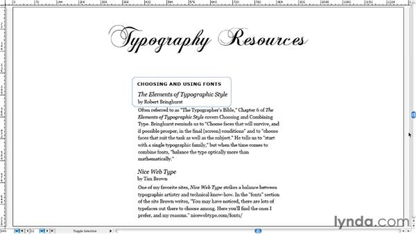 Understanding classic and modernist typographic pages: Typography for Web Designers