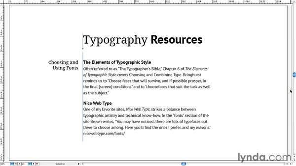Understanding how to create rhythm and tension: Typography for Web Designers