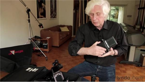 Getting to know the Mamiya RZ67: Douglas Kirkland on Photography: Shooting with a Medium-Format Camera
