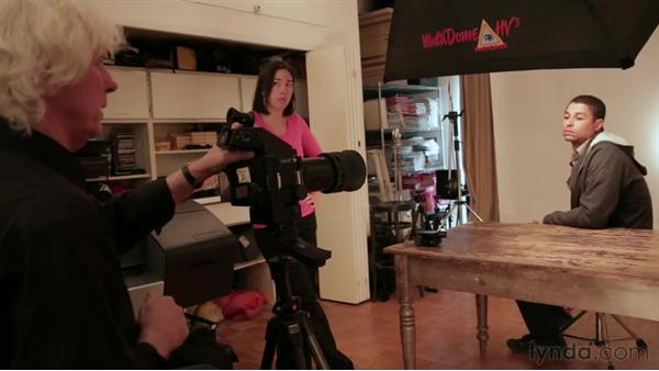 Preparing for the shoot: Douglas Kirkland on Photography: Shooting with a Medium-Format Camera