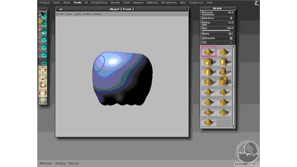 Modeling with Tools and FX: Learning Amorphium Pro