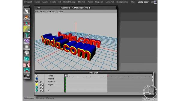 Creating 3D Text: Learning Amorphium Pro
