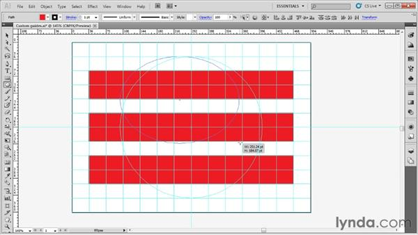 Drawing basic shapes: Up and Running with Illustrator