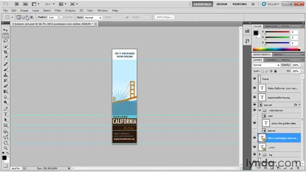 Creating optimized images: Best Practices for Flash-based Banner Ads