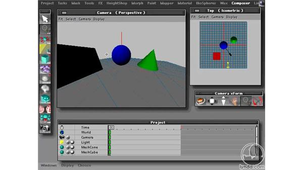 Zoom vs Dolly: Learning Amorphium Pro