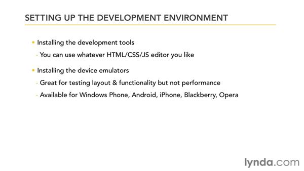 : Mobile Web Design & Development Fundamentals