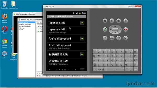 Using device emulators: Mobile Web Design & Development Fundamentals