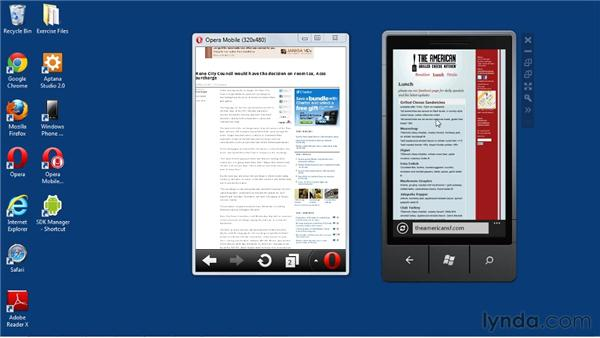 Understanding content adaptation approaches: Mobile Web Design & Development Fundamentals