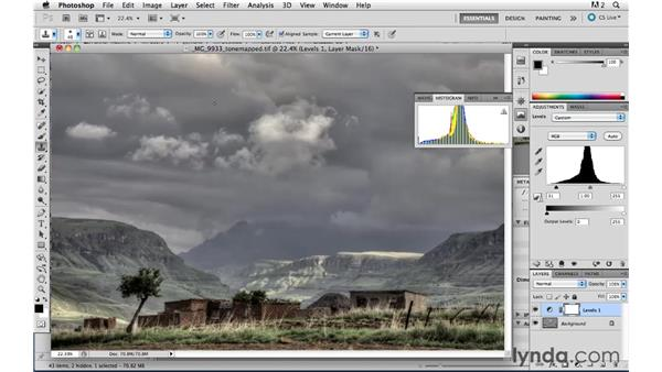 Combining HDR and LDR: Shooting and Processing High Dynamic Range Photographs (HDR)