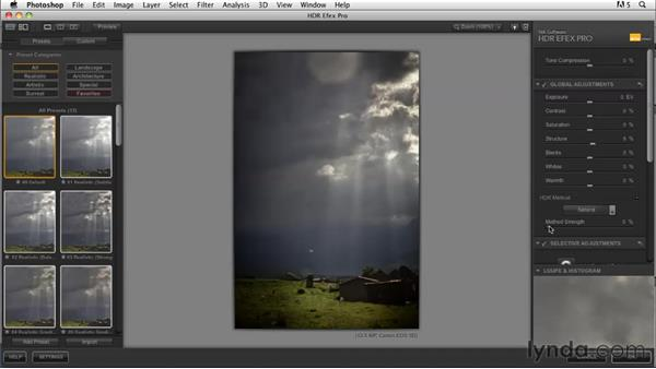 HDR that doesn't look like HDR: Shooting and Processing High Dynamic Range Photographs (HDR)