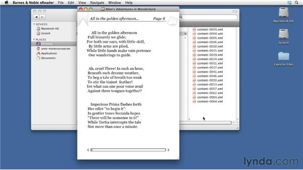 Examining the EPUB file format: InDesign CS5.5 to EPUB, Kindle, and iPad