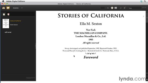 Using layout order to manage content flow: InDesign CS5.5 to EPUB, Kindle, and iPad