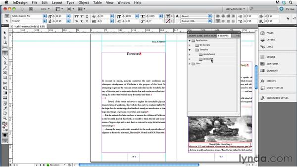 Fixing EPUB text issues with Find/Change: InDesign CS5.5 to EPUB, Kindle, and iPad