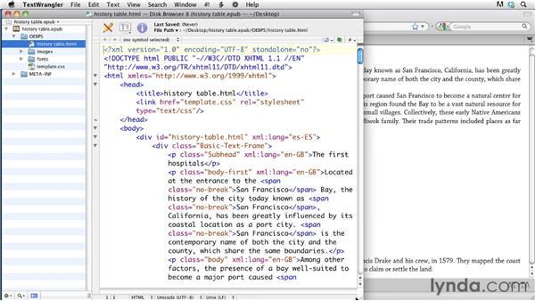 Modifying tables: InDesign CS5.5 to EPUB, Kindle, and iPad