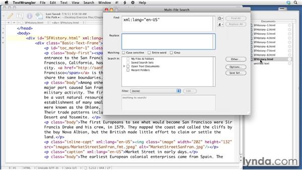 Cleaning up the HTML files: InDesign CS5.5 to EPUB, Kindle, and iPad