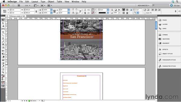 Preparing your EPUB file for Kindle conversion: InDesign CS5.5 to EPUB, Kindle, and iPad