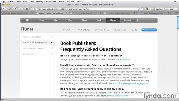 Getting your ebook into the Kindle Store, iBookstore, or NOOK Store: InDesign CS5.5 to EPUB, Kindle, and iPad
