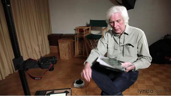 Course highlights: Douglas Kirkland on Photography: Shooting with an 8x10 Camera