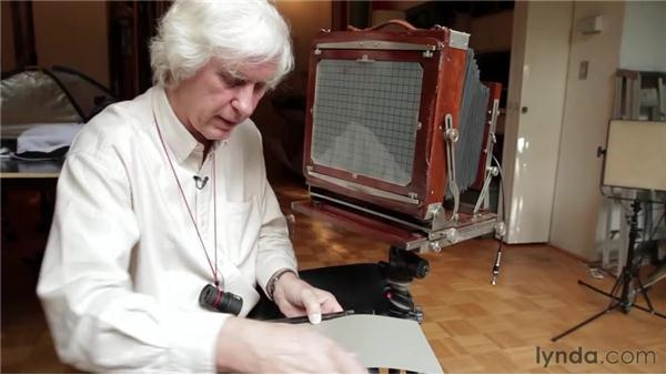 Touring the 8x10 camera: Douglas Kirkland on Photography: Shooting with an 8x10 Camera