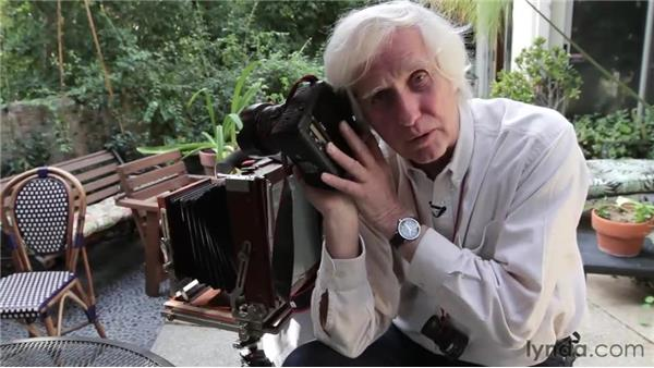 Preparing for the shoot: Douglas Kirkland on Photography: Shooting with an 8x10 Camera