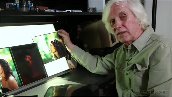 Making selects: Douglas Kirkland on Photography: Shooting with an 8x10 Camera