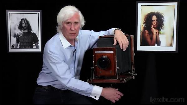 Conclusion: Douglas Kirkland on Photography: Shooting with an 8x10 Camera