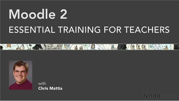 Goodbye: Moodle 2.1 Essential Training for Teachers