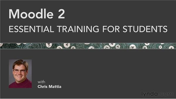 Goodbye: Moodle 2.1 Essential Training for Students