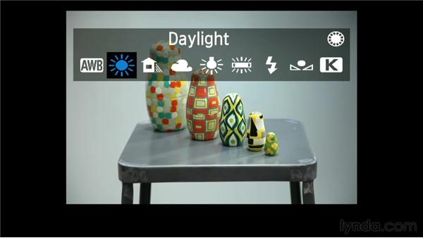 White balance in camera: The Elements of Effective Photographs