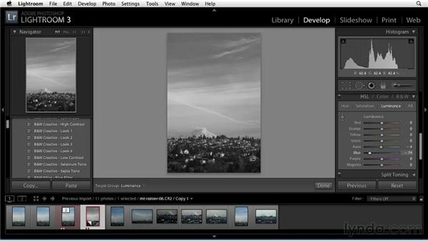 Black and white in post: The Elements of Effective Photographs