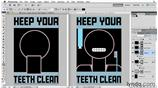 Image for Creating a poster by combining simple shapes, part 1