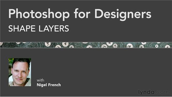 Goodbye: Photoshop for Designers: Shape Layers