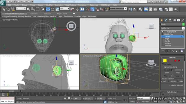 Welcome: Modeling a Character in 3ds Max