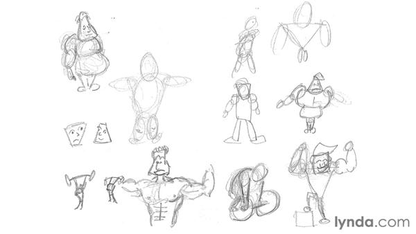 Overview of the design process: Modeling a Character in 3ds Max