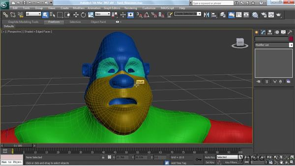 Exploring edge flow: Modeling a Character in 3ds Max