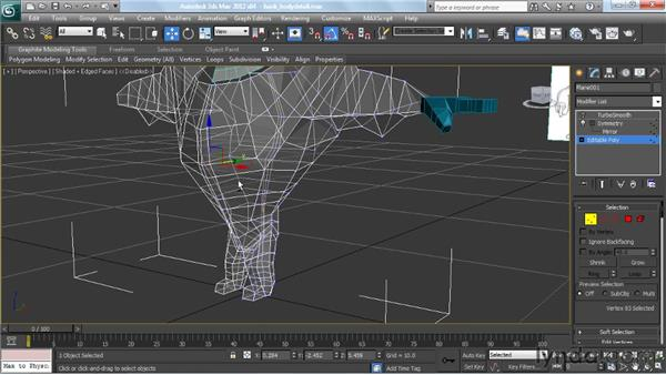 Fleshing out the body: Modeling a Character in 3ds Max