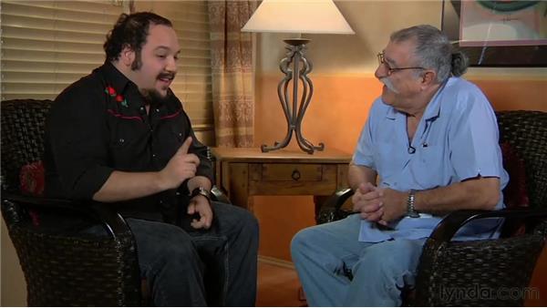 Jorge interviews Sergio Aragonés: Creative Inspirations: Mexopolis, Animation Studio