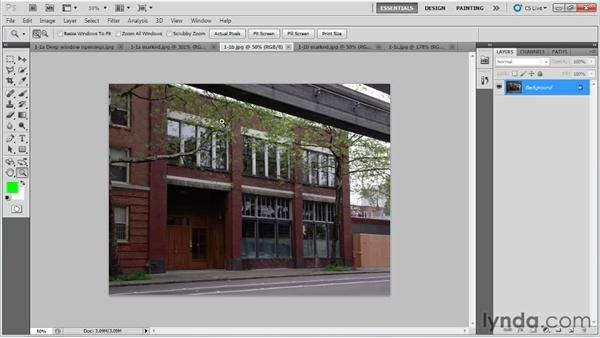 Identifying key contours and shadows in concept art: Creating Urban Game Environments in 3ds Max
